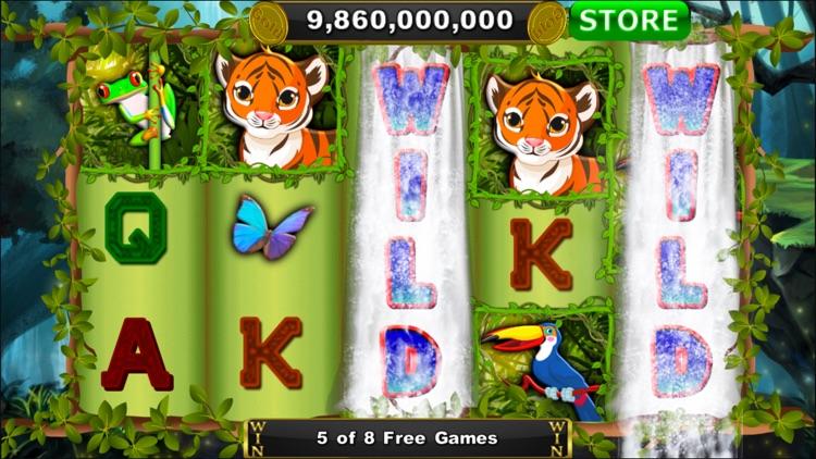 Cute Casino vegas bonus slots screenshot-5