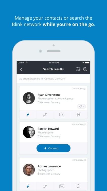Blink App screenshot-3