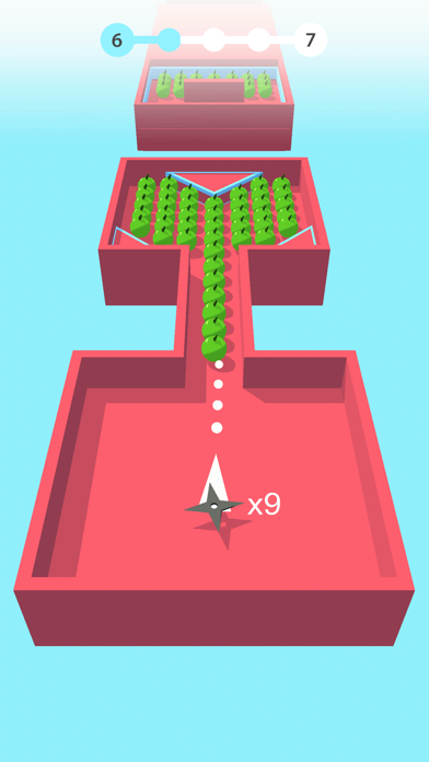 Fruit Ninja Blade screenshot 1