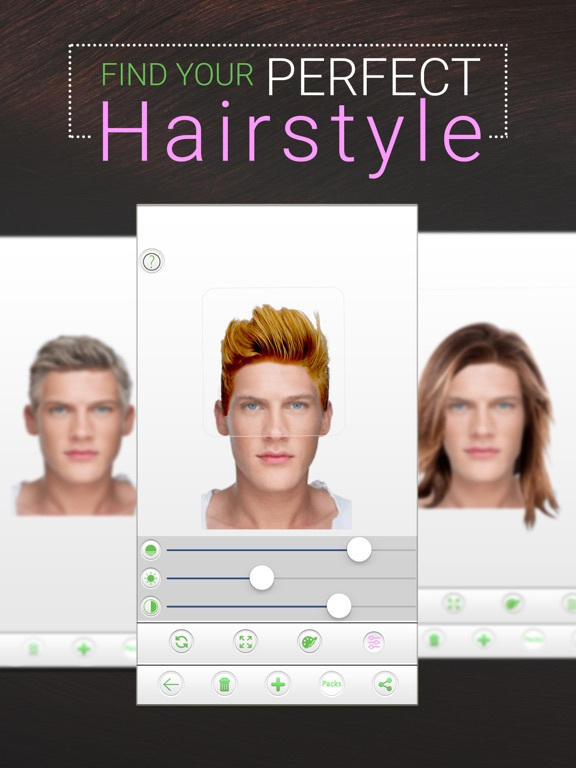 Your Perfect Hairstyle For Men App Price Drops