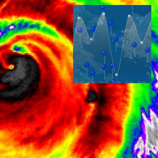Instant NOAA Tide Pro icon