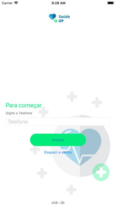 Tem Saúde UP screenshot 2