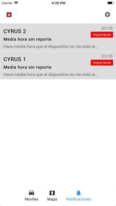 Sisep CloudCaptura de pantalla de4