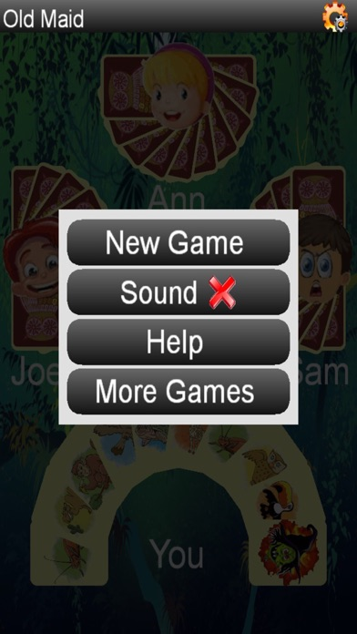 Old Maid - Lite screenshot two