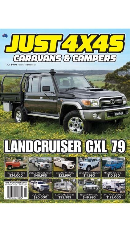 Just 4x4s Magazine screenshot-6