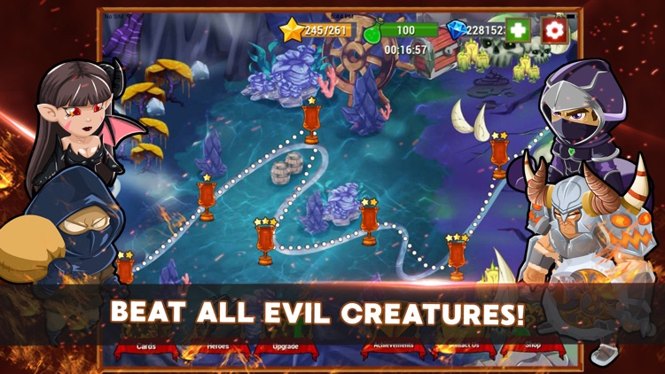 The Exorcists: Tower Defense screenshot-4