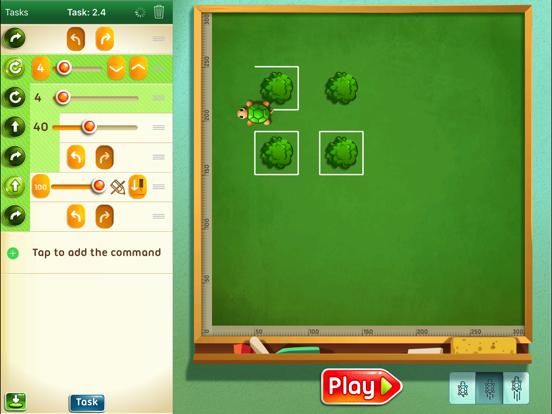 Move the Turtle. Learn to codeのおすすめ画像5