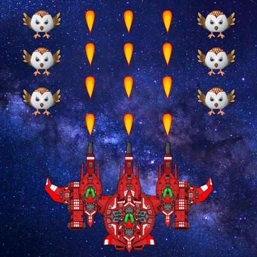 Galaxy Birds - Space Shooting