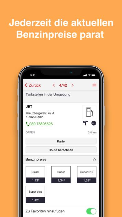 Das Telefonbuch: mobile GuideScreenshot von 5
