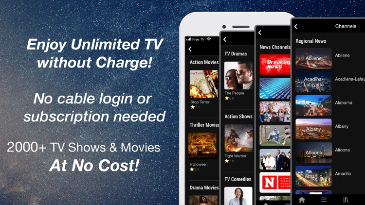 Unlimited TV: News & TV Shows by MixerBox Inc