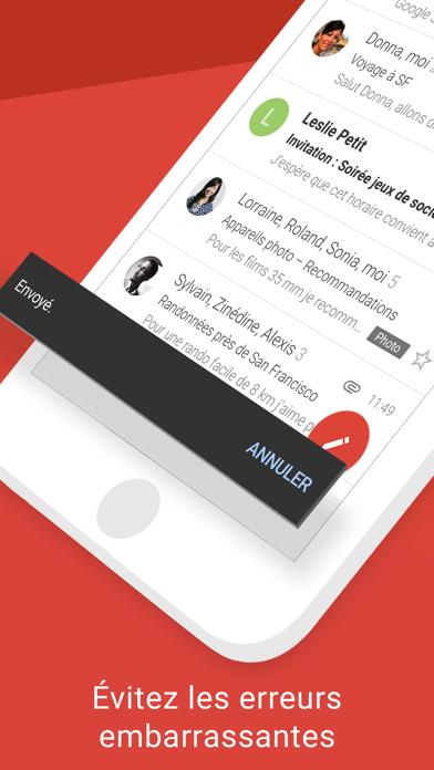 Gmail – l'e-mail Google sur pc