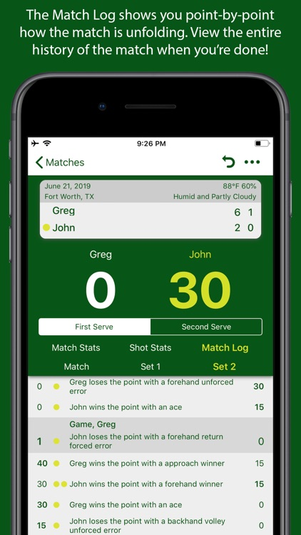 MatchTrack screenshot-3
