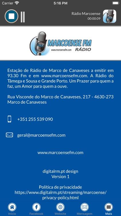 Rádio Marcoense