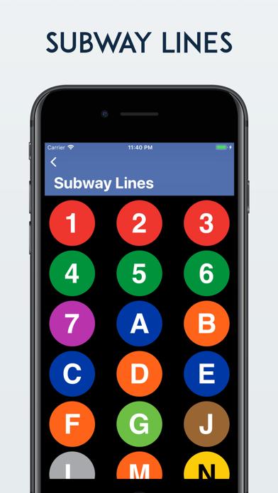 New York Subway Map App Iphone.New York City Mta Subway Map By Roy Dimayuga Ios United States