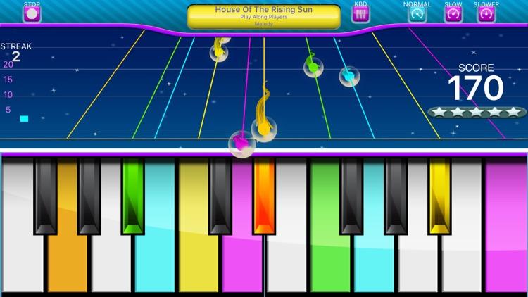 Play Along Keys  piano karaoke screenshot-0