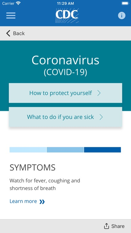 CDC screenshot-1
