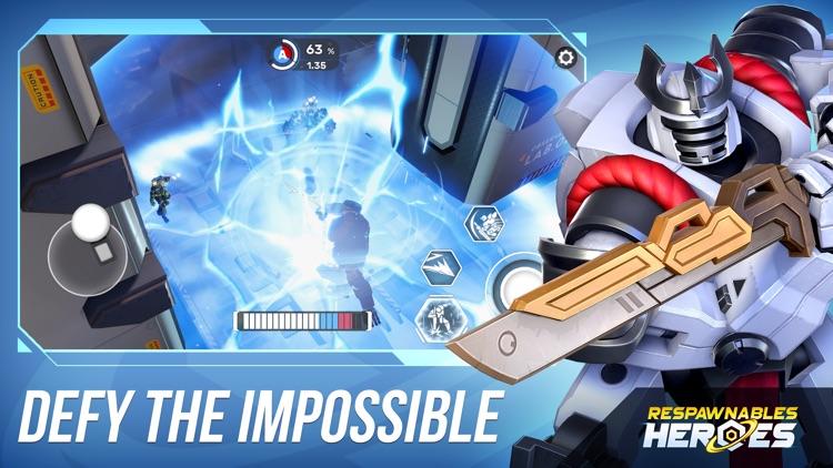 Respawnables Heroes screenshot-3
