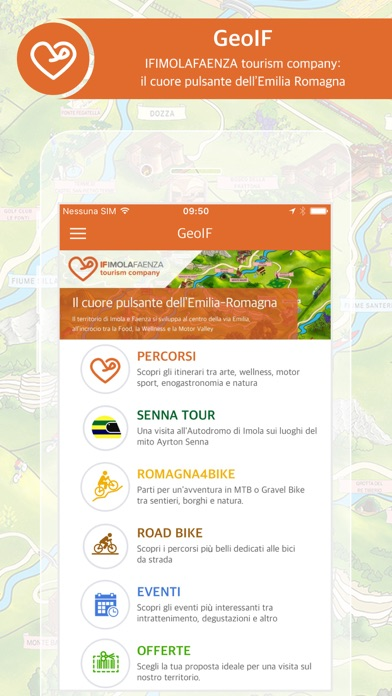GeoIF Tourist App by Sis Ter S r l  (iOS, United States