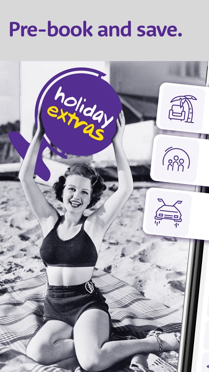 Holiday Extras: Parking, Hotel