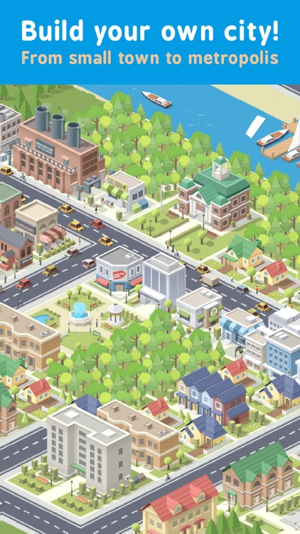 Pocket City screenshot-0