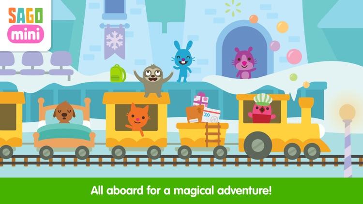 Sago Mini Trains screenshot-5