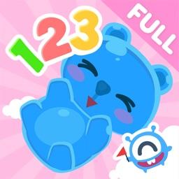 Numbers 123 Kids Fun -BabyBots