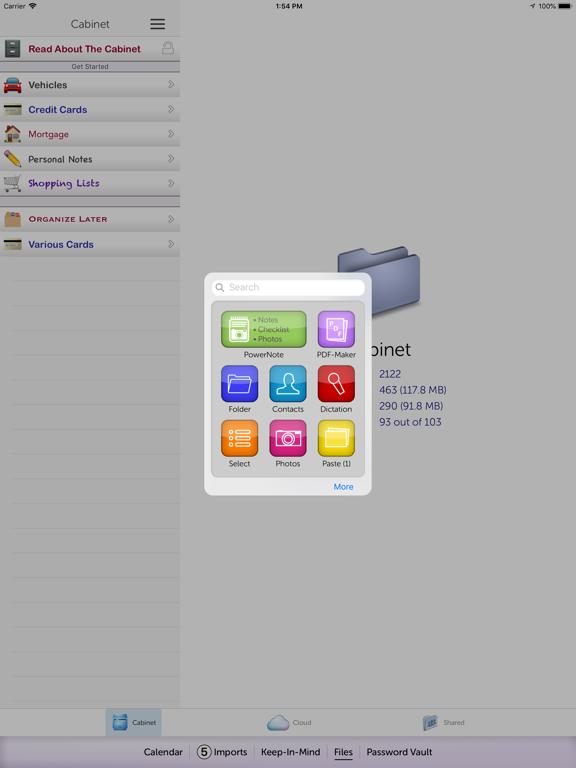 iStratus® DayPlanner Screenshots