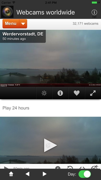 Webcams worldwide
