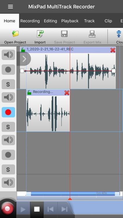 MixPad Music Mixer