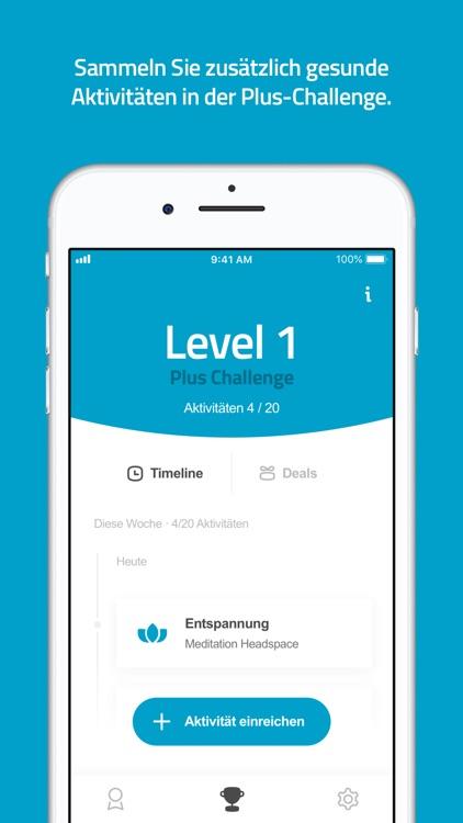 BARMER Bonus-App screenshot-3