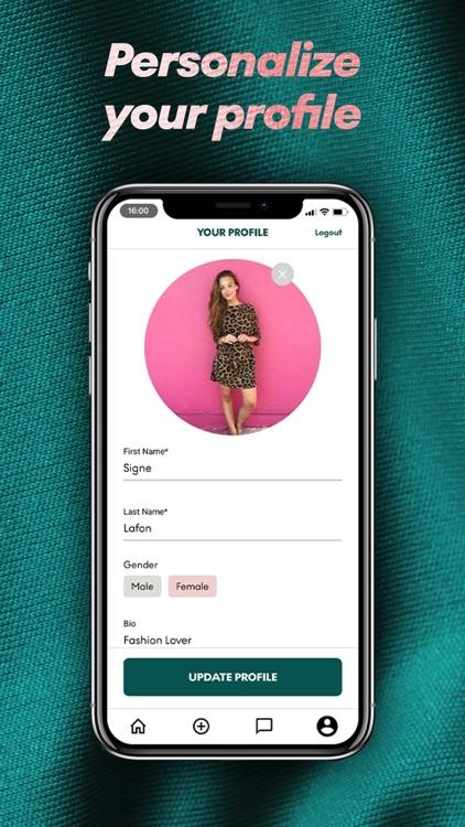 Ree: buy&sell preloved fashion screenshot-3