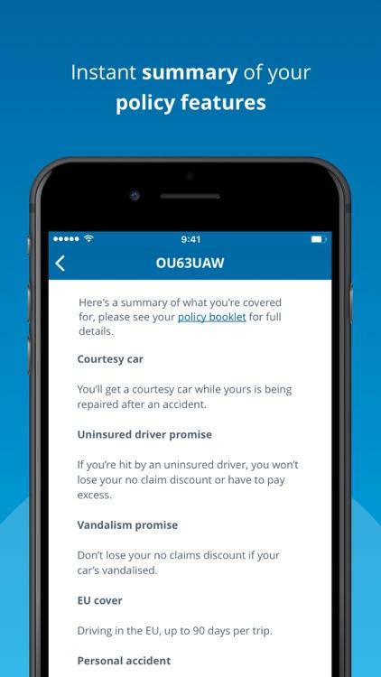 Hastings Direct Insurance screenshot-8