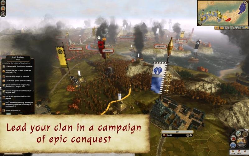 Total War: SHOGUN 2 screenshot 1