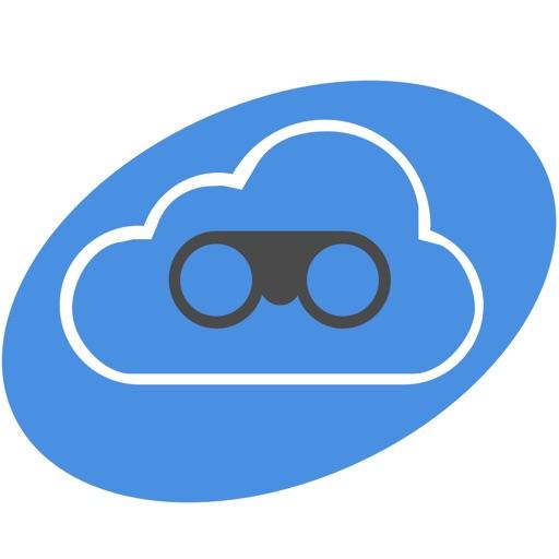 Cloud Spy iOS App