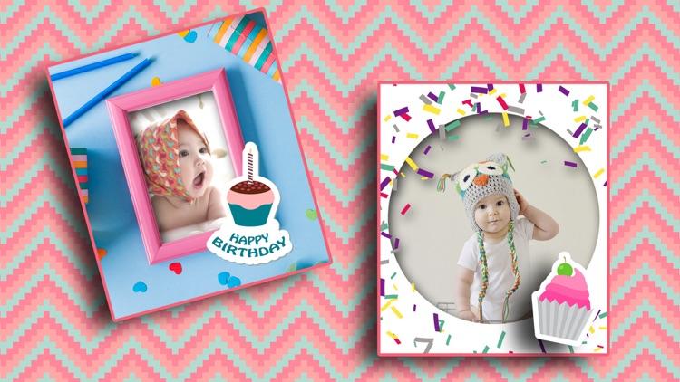 Happy Birthday - Photo Editor screenshot-3