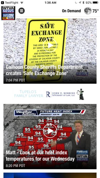 WTVA/WLOV News & Weather | App Price Drops