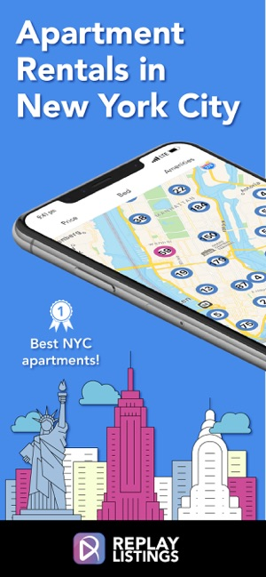 c232474117a Replay Listings  Apartments on the App Store