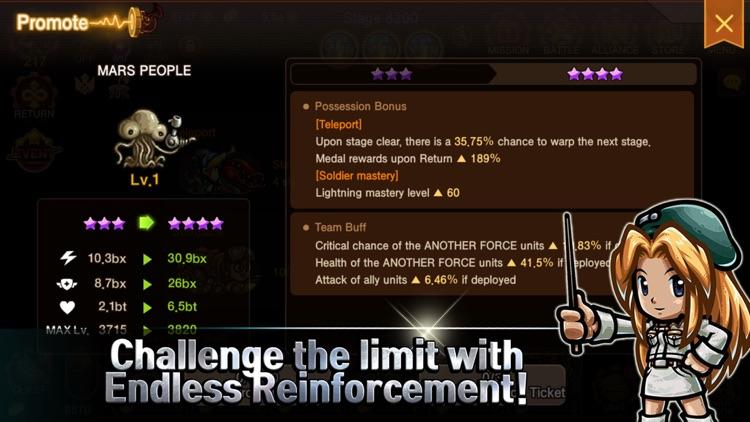 Metal Slug Infinity: Idle Game screenshot-3