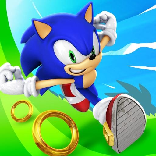 Sonic Dash iOS App