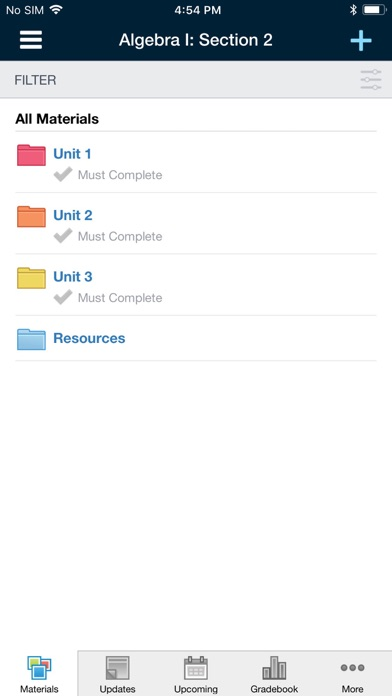 messages.download Schoology software