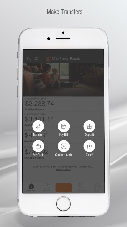 MidFirst Bank Mobile