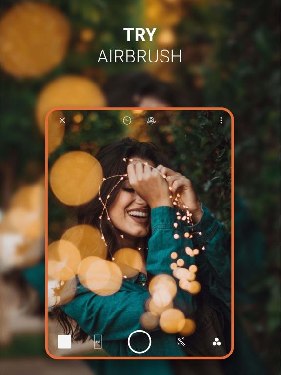 AirBrush - Selfie Editor for Flawless Photos screenshot