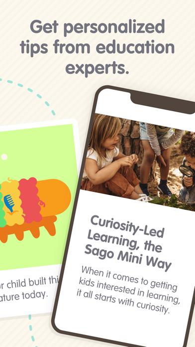 Sago Mini Parents screenshot 4