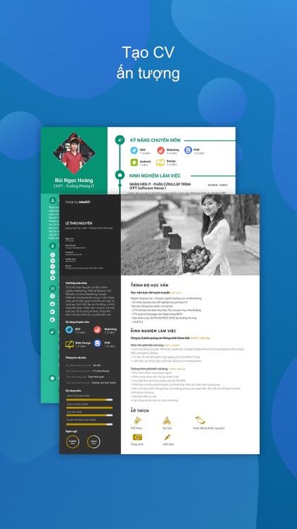 JobsGO: Việc Làm Tìm Đến Bạn screenshot-5