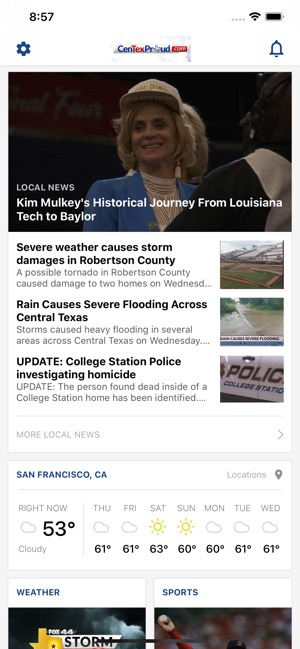 KWKT FOX44News com on the App Store