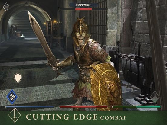 The Elder Scrolls: Blades iPad app afbeelding 5