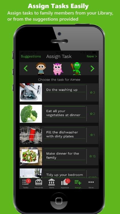 Star Chores - Family Tasks App screenshot-6