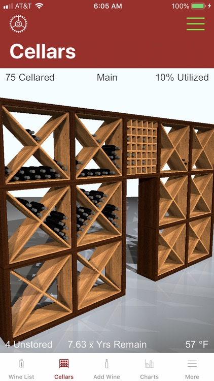 CellarView Wine Cellar Tracker screenshot-3