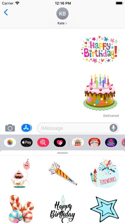100+ Happy Birthday Wish Pack screenshot-8