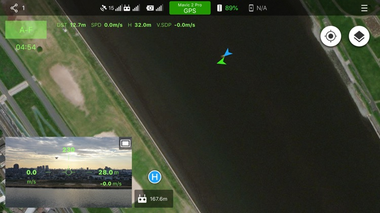 Wingman For DJI screenshot-5